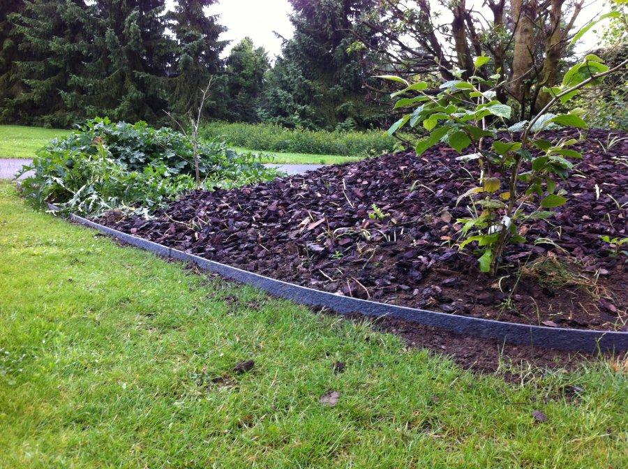 Bordo ecologico bordure per aiuole bordure giardini for Bordure ecolat