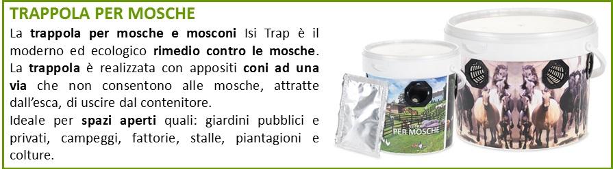 Trappola mosche