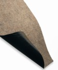 geotessile con pellicola impermeabile